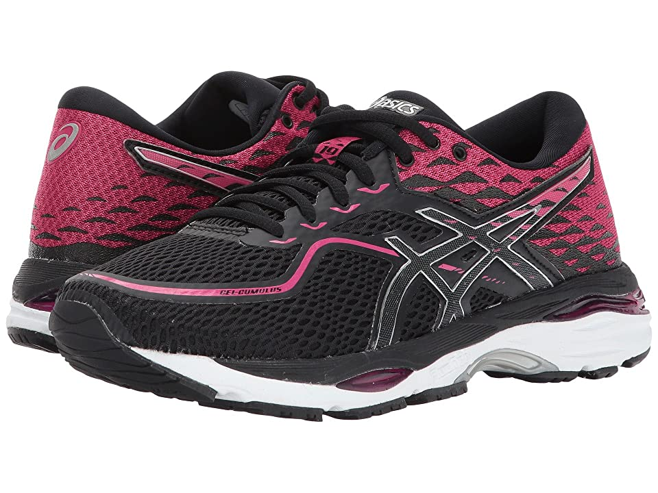 ASICS GEL-Cumulus(r) 19 (Black/Silver/Ink Peacock) Women