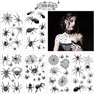 Crazy Spider Tattoo On Arm Tatowierungen 0