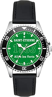 KIESENBERG Montre - Saint-Etienne Cadeau Article Idée Fan L-6077