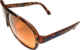 Polarized Demi-Tortoise Aviator BluBlockers - 0408K