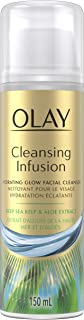 Face Wash by Olay, Cleansing Infusion Facial Cleanser with Deep Sea Kelp, 5.0 Fluid Ounce