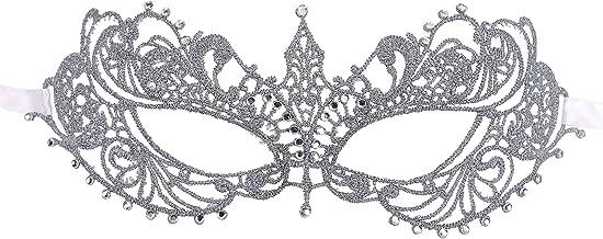 ASHOPZ Women's Goddess Venetian Masquerade Lace Eye Mask