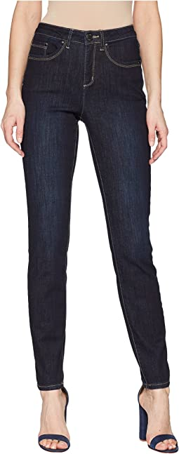 FDJ French Dressing Jeans - Coolmax Denim Olivia Slim Leg in Twilight