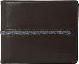 Coastal Bi-fold ID Coin Wallet