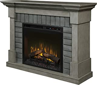 Dimplex Royce Electric Fireplace Mantel with Logs