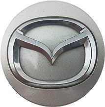 Mazda Single OEM Center Caps for 2001-2018 CX-7 CX-9 Mazda3 Mazda5 Miata MX-5 RX-8 A127, BBM2 37 190 K3954