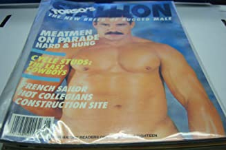 Torso's Stallion Gay Adult Magazine