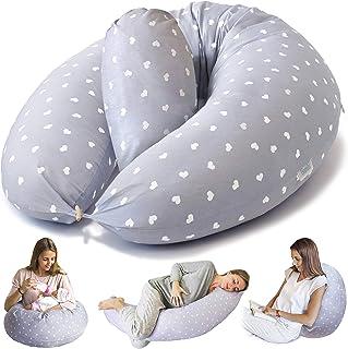 Multifunktionella kuddar för gravida