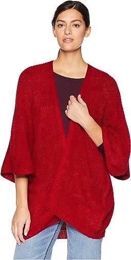 Pocket Knit Kimono