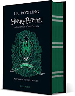 Harry Potter and the Order of the Phoenix – Slytherin Edition