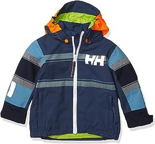 Helly-Hansen Kids & Baby Salt Coast Jacket Waterproof Windproof Breathable Coat