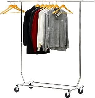 garment racks used