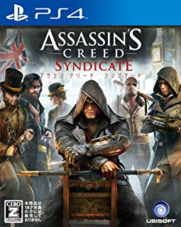 PS4 Assassin's Creed syndicate Japanene ver.