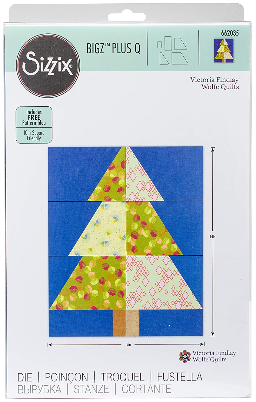 Sizzix 662035 Plus-Totally Trees by Victoria Findlay Wolfe