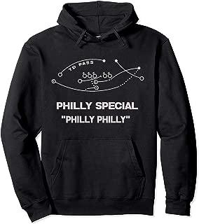 Football Hoodie Sweatshirt Philly Special