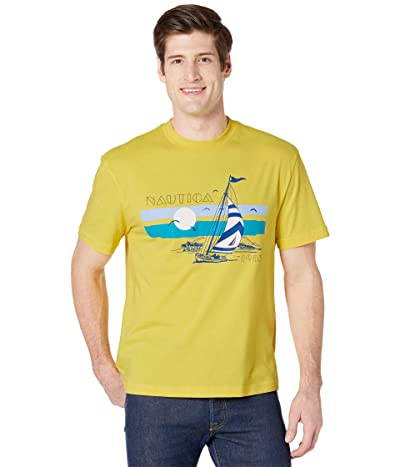 Nautica Sustainably Crafted Graphic T-Shirt