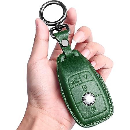 Mercedes Benz Accessories Key Fob Cover For C E G S Class Llavero Accesorios NEW