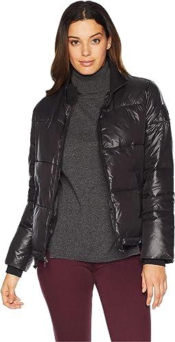 Izzie Puffer Jacket Nylon