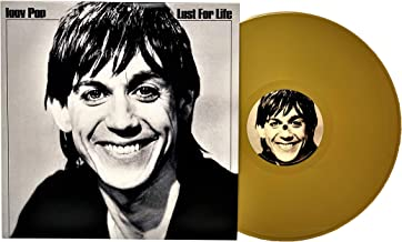 Lust For Life (Limited Edition Gold Colored Vinyl)