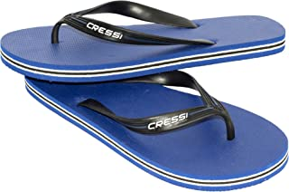 Cressi Bahamas, Unisex Flip Flops, Beach and Pool