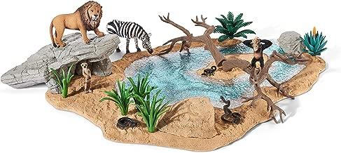 Schleich Watering Hole Toy Figure