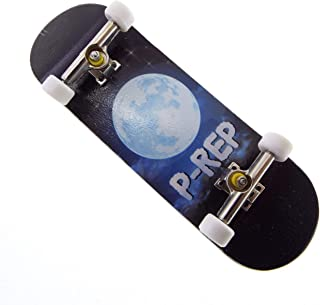 P-REP Starter Complete Wooden Fingerboard 30mm x 100mm Throwback Halloween Edition (Night)