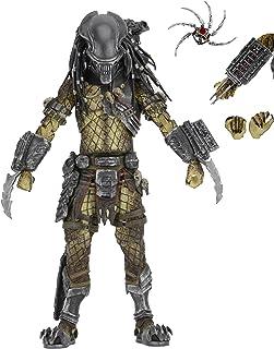 "NECA Predator Series 17 Serpent Hunter Action Figure, 7"""