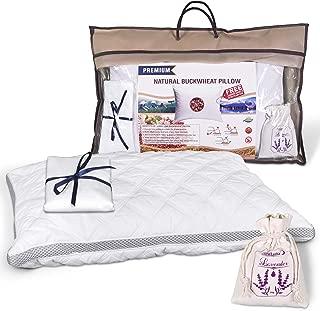 Best buckwheat pillows for sale Reviews