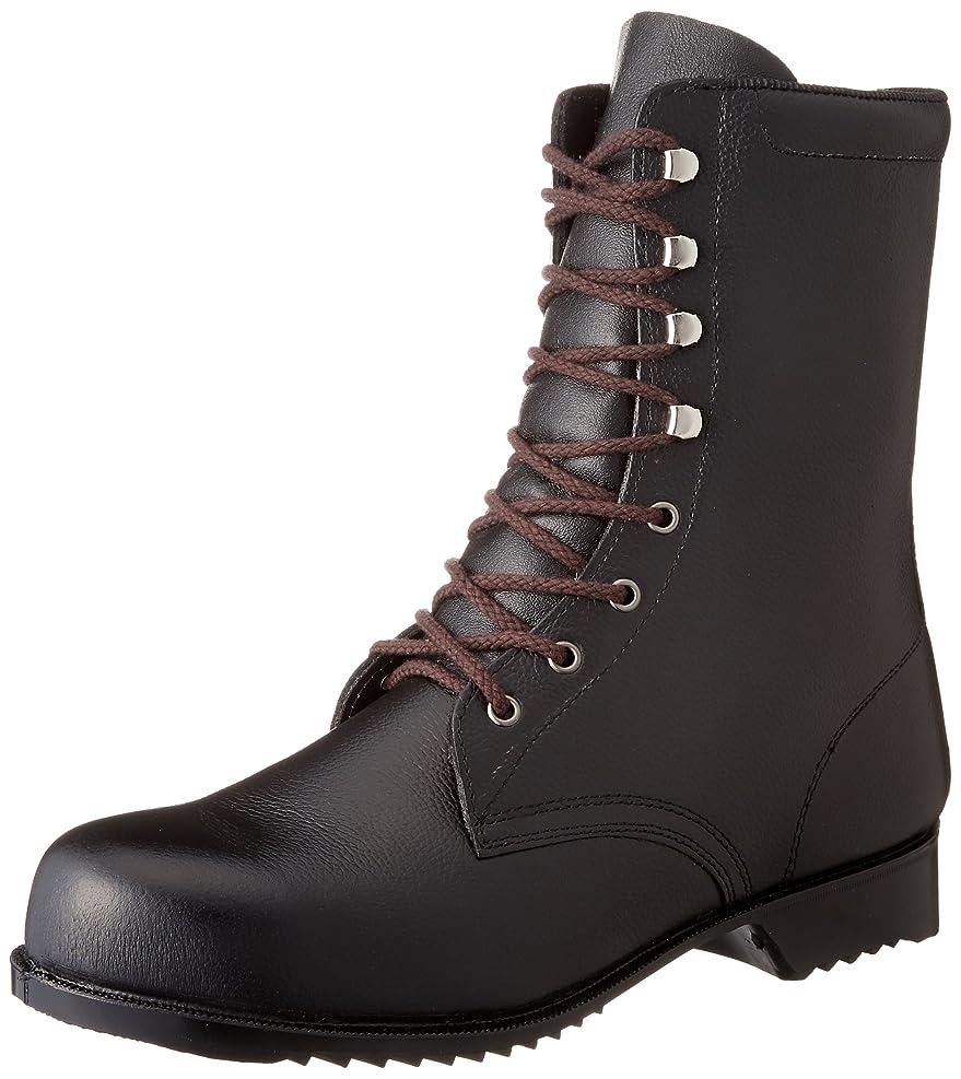 革命相互ほのめかす[ミドリ安全] 安全靴 JIS規格 絶縁ゴム底 長編上靴 VPセーフ V213NJT 絶縁 メンズ