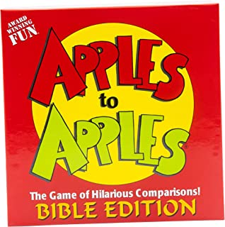 Cactus Game Design Apples to Apples Bible Edition