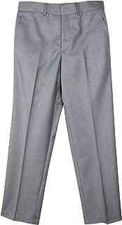 Boys' Flat Front Dress Pants