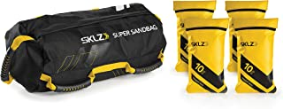 Sandsack Super Sandbag-Variable Gewichtstasche Bolsa lastrada, Unisex, Negro