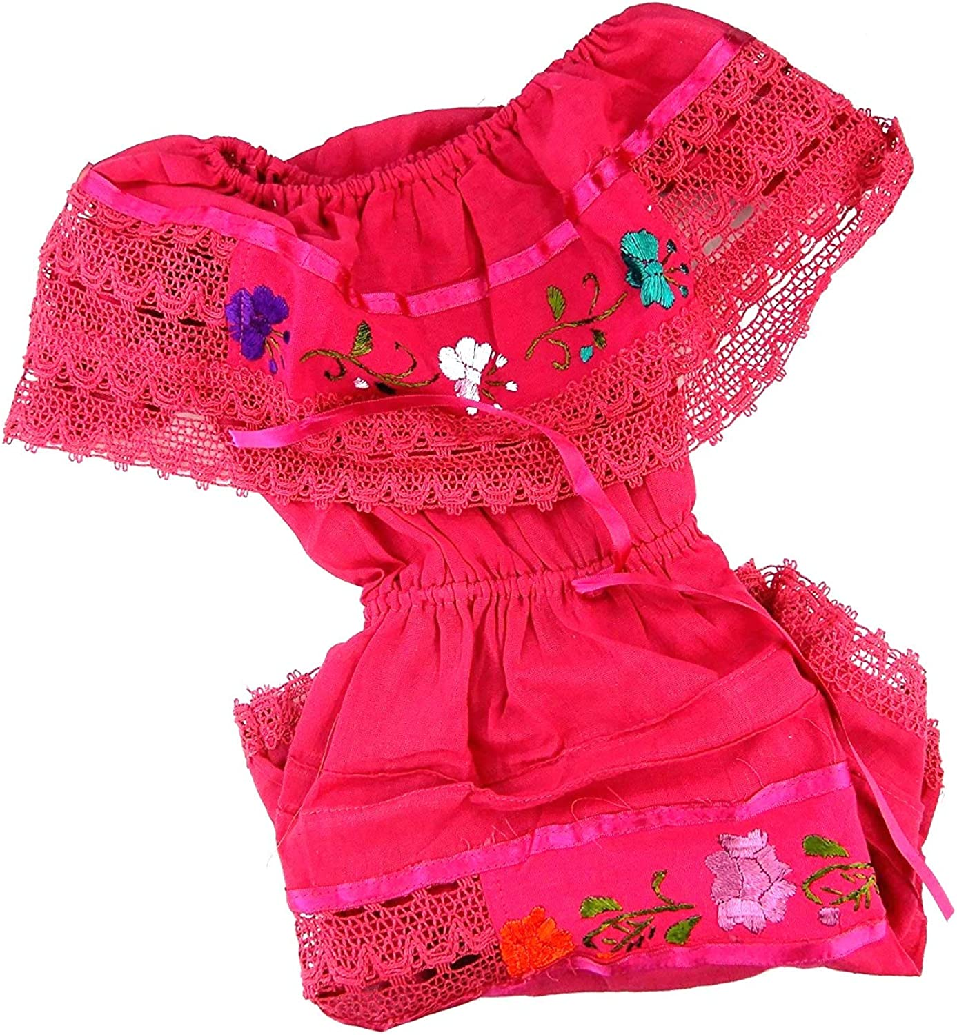 Mexican Infant trust Dress White Size 0 of Day Factory outlet Coco Dead The