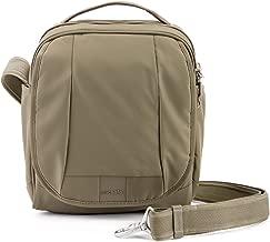 Pacsafe Metrosafe LS200 Lightweight Anti Theft Shoulder Bag, 7 Liter - Earth Khaki