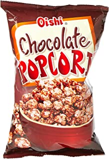 Oishi Pop Corn Chocolate  - 60 gm