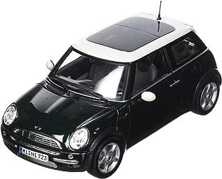 MINI Cooper S Countryman SUV nero bianco tetto a partire dal 2010 1//24 Motormax A modello.