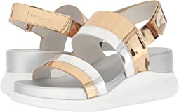 2.Zerogrand Slide Sandal