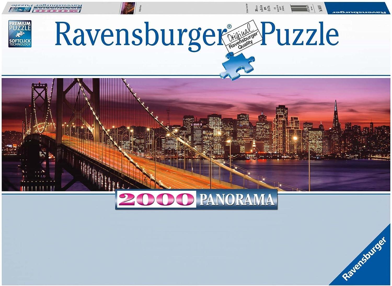Ravensburger Bay Bridge, San Francisco  2000 pc Panorama Puzzle