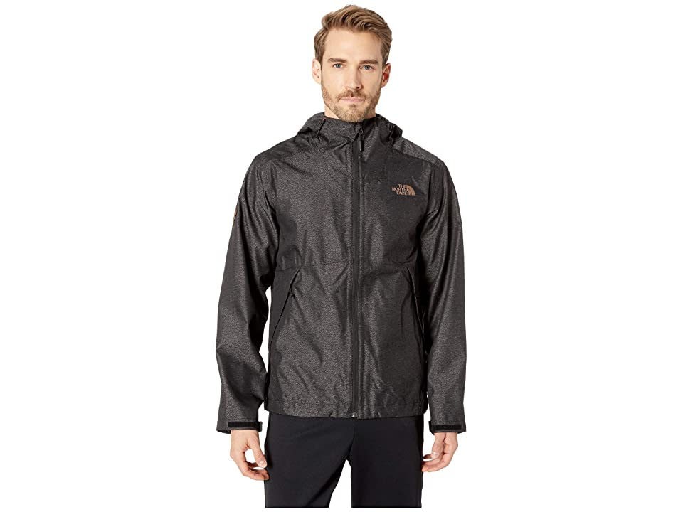 3e03b00eba23 The North Face Millerton Jacket (TNF Black Dobby Metallic Cooper) Men