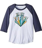 Chaser Kids Vintage Jersey I'm The Future Baseball Tee (Little Kids/Big Kids)