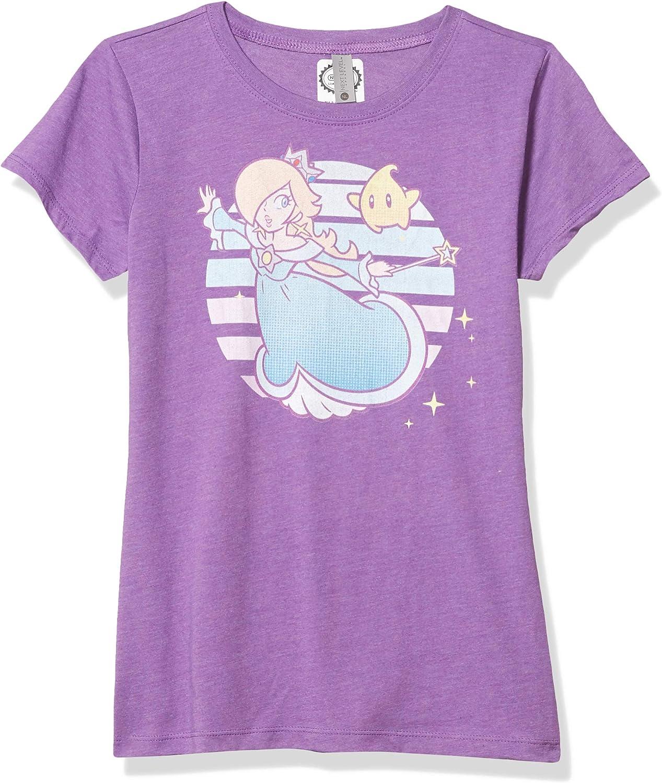 Tampa Mall Albuquerque Mall Nintendo Girls' T-Shirt