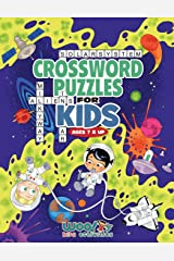 Crossword Puzzles for Kids Ages 7 & Up: Reproducible Worksheets for Classroom & Homeschool Use (Woo! Jr. Kids Activities Books) Paperback