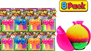JA-RU Mad Lab Make a Bouncy Ball - Create Your Own Super Bouncy Balls DIY (Pack of 8 Units) 5431-8A