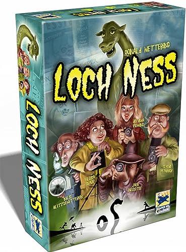 Rio Grande Games Monstre du Loch Ness Jeu de société