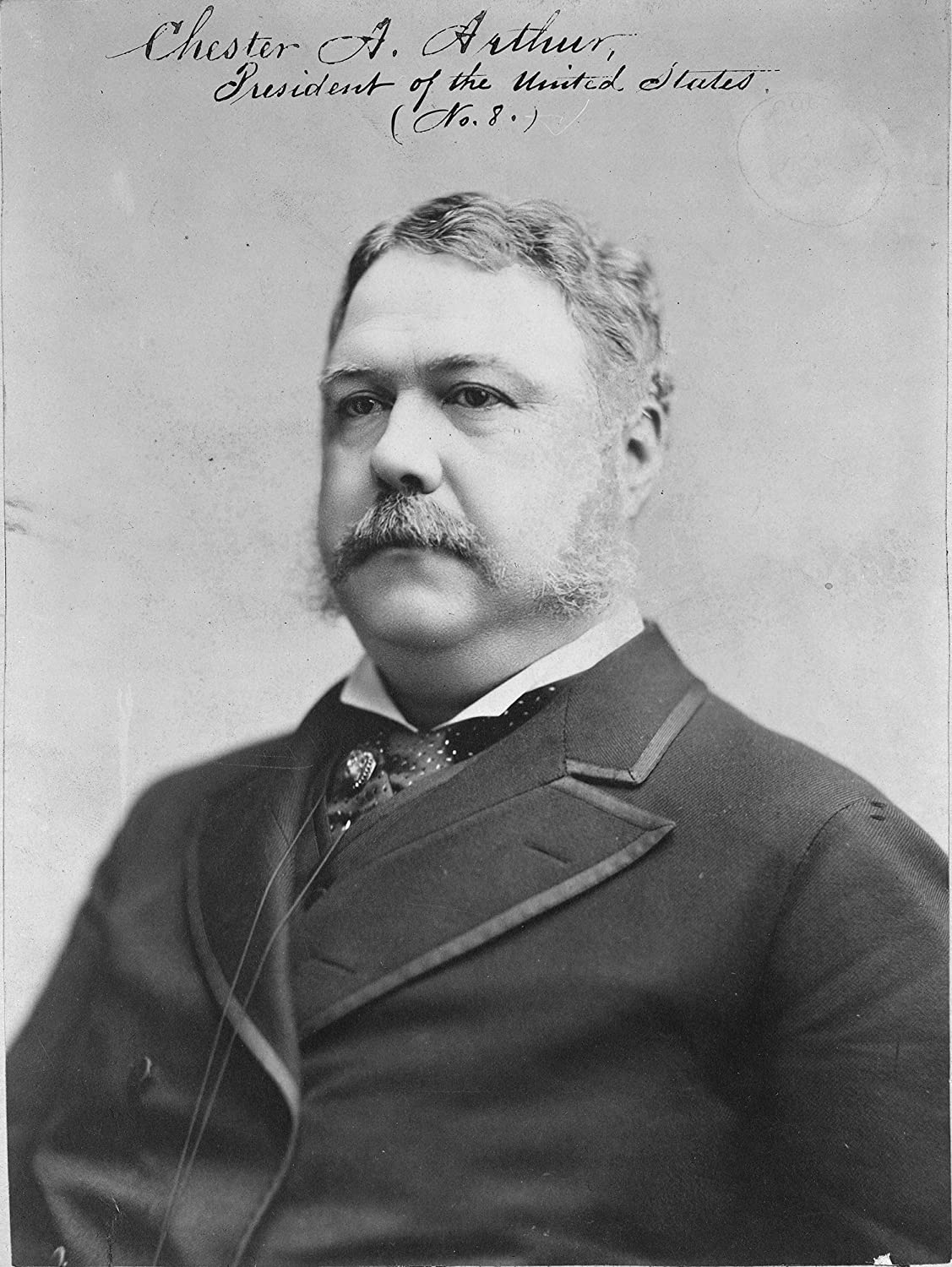 Chester A. Arthur Photograph - Gorgeous 1882 US from Max 79% OFF Artwork Historical