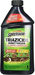 Spectracide Triazicide Insect Killer For Lawns & Landscapes Concentrate, 32-Ounce