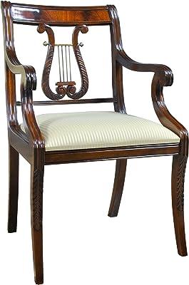 Sensational Amazon Com Design Toscano Grand Classic Edwardian Dining Ncnpc Chair Design For Home Ncnpcorg