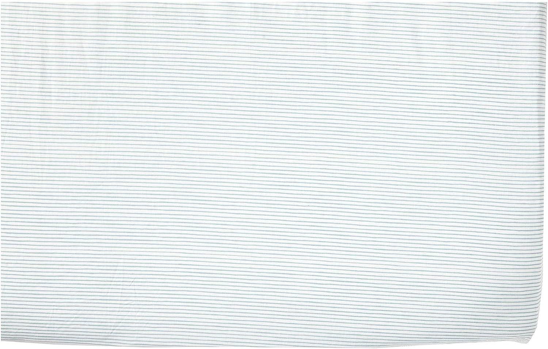 Pehr Pink Pencil Stripe Crib Sheet