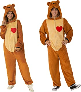 Unisex-Adult's Opus Collection Comfy Wear Teddy Bear Costume