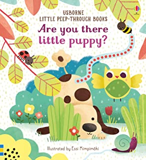 Little Peep-Through: Are You there Little Puppy?